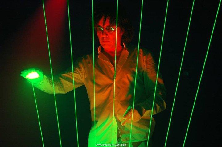 El arpa laser